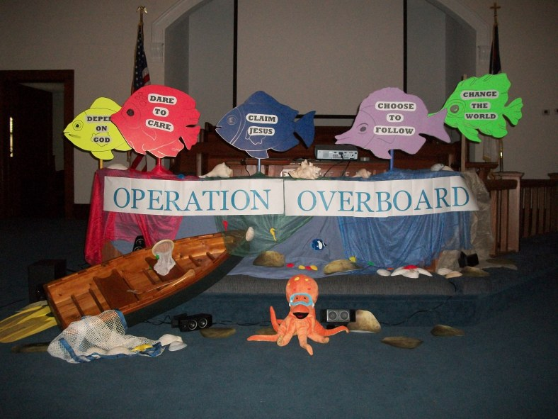 Operation Overboard